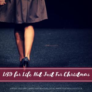 Little Black Dress - LBD