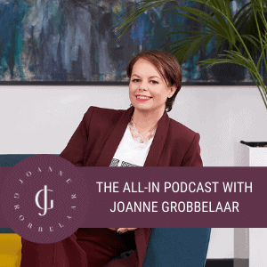 all-in-podcast-joanne-grobbelaar