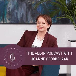 all-in-podcast-joanne-grobbelaar