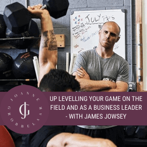 James Jowsey, sports coach and therapist